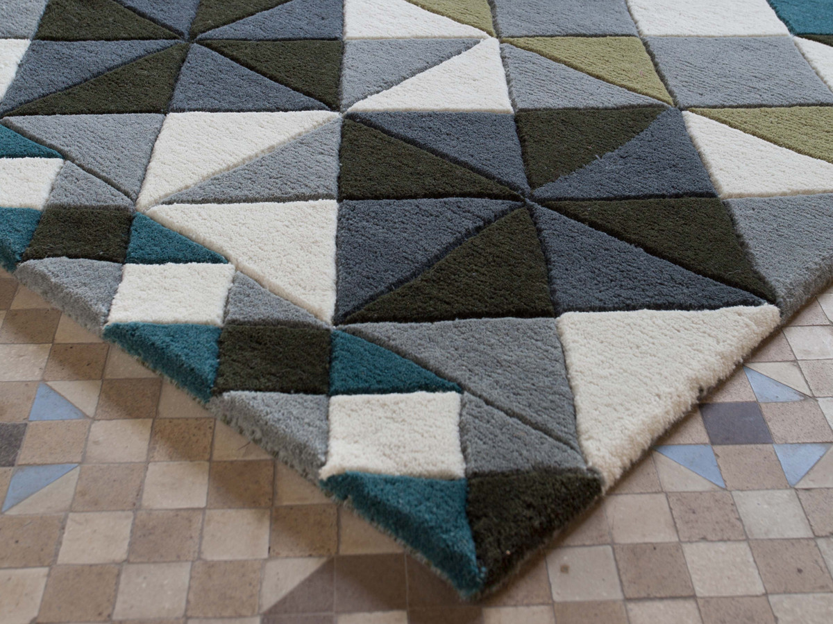 What Is A Hand Tufted Rug Designs