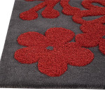 Newport_Collection_Hand_Tufted_Wool_Area_Rug_in_Dark_Grey_and_Red_design_by_Mat_the_Basics-Corner