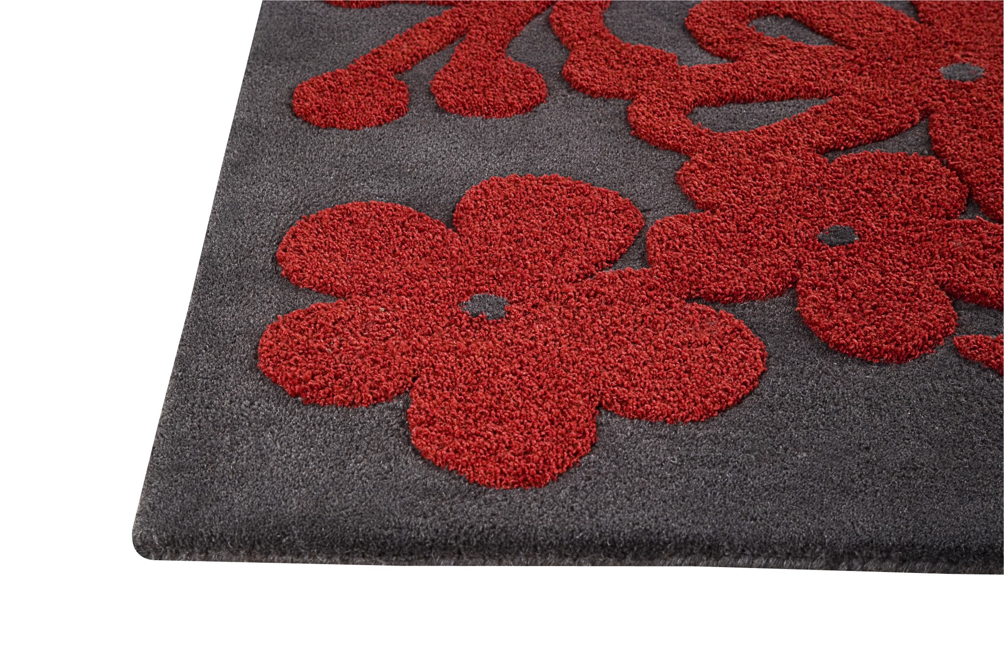 Red And Grey Area Rugs Home Decor