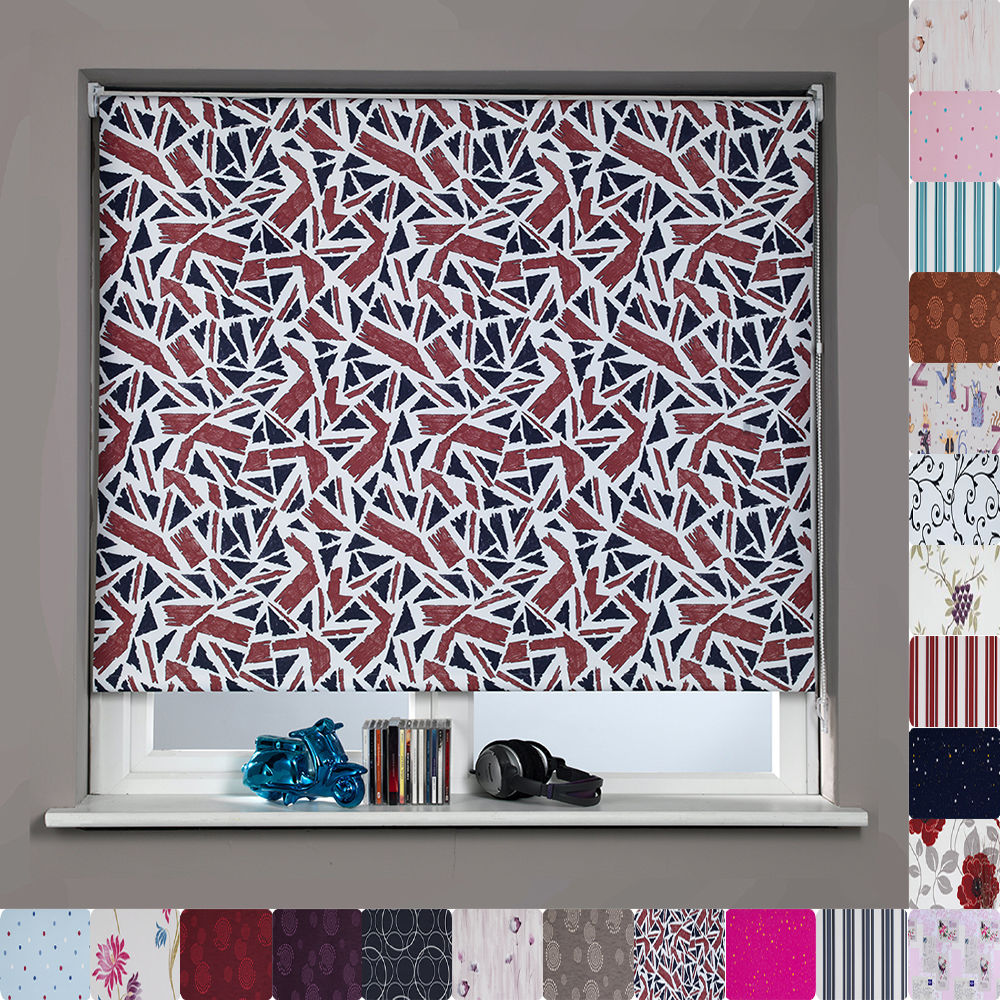Red Roller Blinds Kitchen Kitchen Appliances Tips And Review